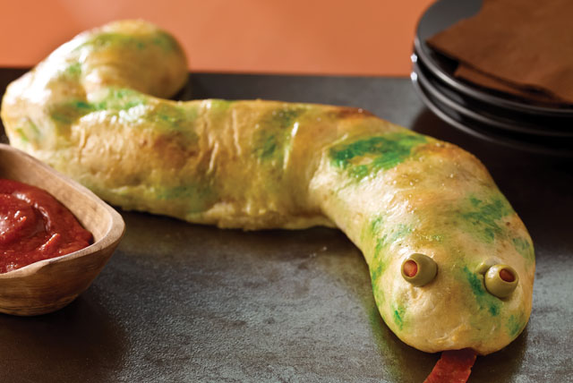 Calzone « serpent »