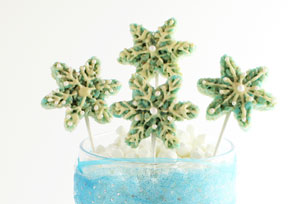 Snowflake Treats Image 1