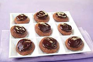 Soft & Chewy Chocolate Drops Image 1