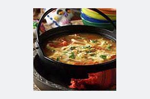 Sopa de pollo y lima Image 1