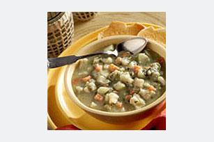 Sopa La Ceiba  con carne de caracola Image 1