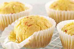 Soulful Cornbread Muffins