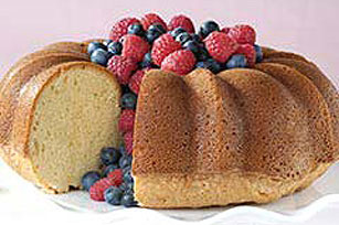 Sour Cream Pound Cake Image 1