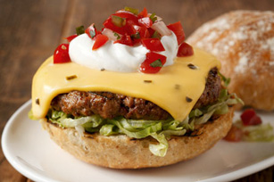 South-of-the-Border Burger Image 1