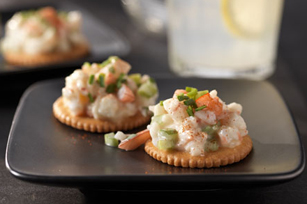 Southern Shrimp Salad RITZ Toppers Image 1