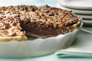 Southern Sweet Chocolate Pie Image 1