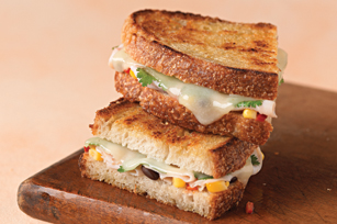 Southwest Grilled Cheese Image 1