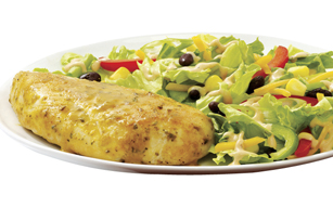 Southwest Chicken SIZZLING SALADS Image 1