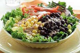 Southwest Bean & Corn Salad
