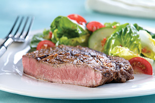Tex-Mex Steak Recipe Image 1