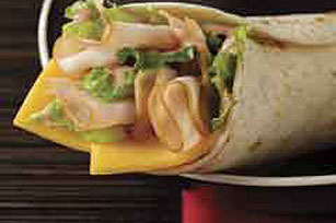 Southwest Turkey Wrap Image 1