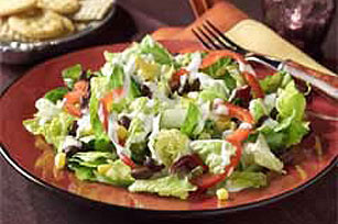 Southwestern Vegetable Salad