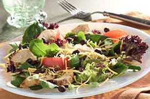Southwestern Grilled Chicken Salad Image 1