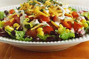 Southwestern Ranch Salad Image 1