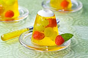 Sparkling Lemon Fruit Cups Image 1