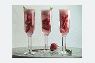 Sparkling Berry Dessert