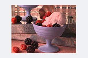 Sparkling Berry Sorbet