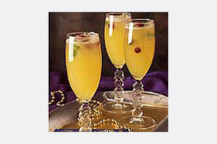 Sparkling Champagne Punch Recipe