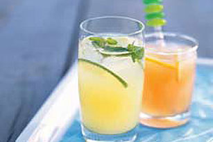 Sparkling Fruit Cooler