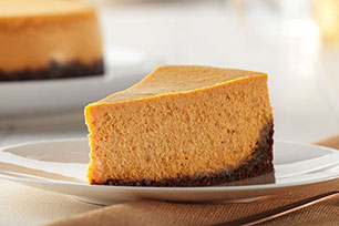 Spiced Pumpkin Cheesecake Image 1