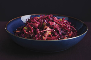 Spiced Red Cabbage Image 1
