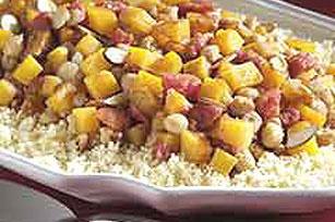 Spiced Butternut Squash Couscous Image 1