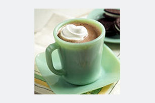 Spiced Mexican Hot Chocolate Free Recipe from My Food and Family Sponsored by KraftHeinz