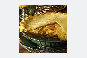 Spiced Pear Pie Image 1