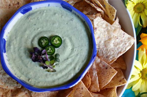 Spicy Avocado Dip with PHILADELPHIA Cream Cheese Image 1