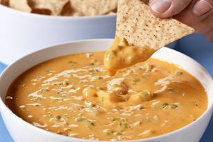 VELVEETA® Spicy Buffalo Chicken Dip