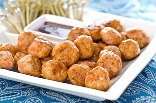 Spicy CATALINA-Chicken Meatballs