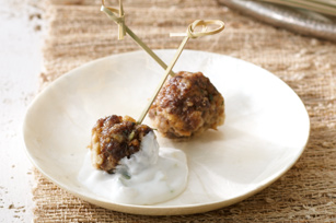 Spicy Meatball Koftas