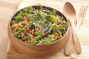 Spicy Southwest Bean & Corn Salad