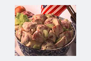 Spicy 20-Minute Potato Salad Image 1