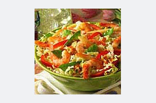 Spicy Asian Shrimp Salad Image 1