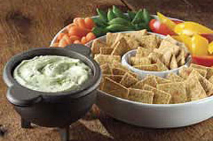 Spicy Avocado Dip Image 1