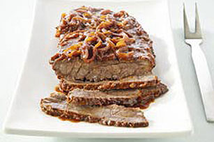Spicy Barbecue Beef Image 1