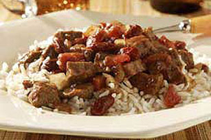 Spicy Beef & Bean Chili Image 1