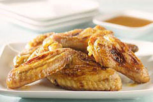 Spicy Chicken Wings Image 1