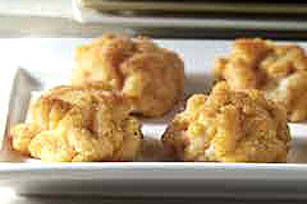 Spicy Macaroni & Cheese Croquettes Image 1