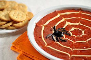 Spider Web Pizza Spread