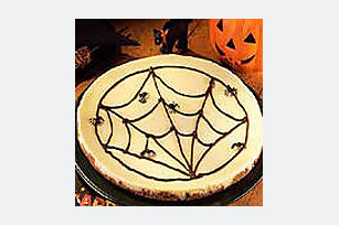Spider Web Brownie Pizza Image 1