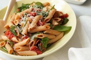 Spinach-Pasta Toss