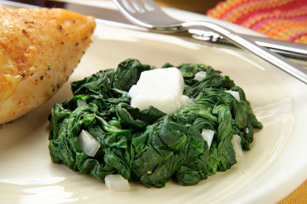 Spinach Nests Image 1