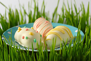 Spring OREO Cookie Easter Eggs