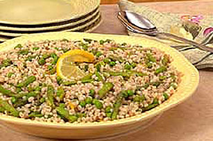Spring Barley Salad