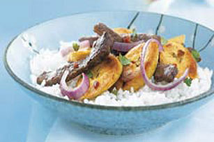 Steak & Plantain Stir-Fry Image 1