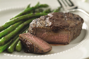 Steakhouse-Style Grilled Steak