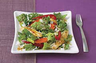 Stir-Fry Salad with Rice Image 1