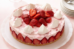Strawberry Cheesecake Supreme Image 1